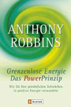 """Foto zeigt das Cover von Anthony Robbins """"Grenzenlose Energie - Das Power Prinzip"""""""
